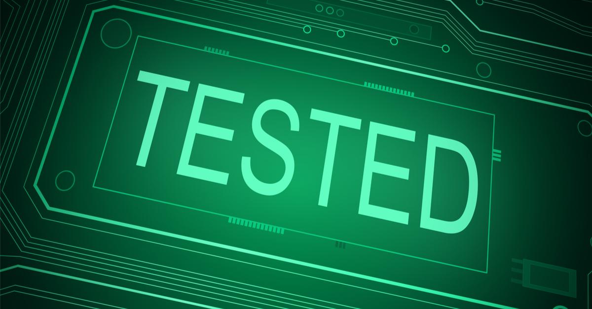 payroll parallel testing