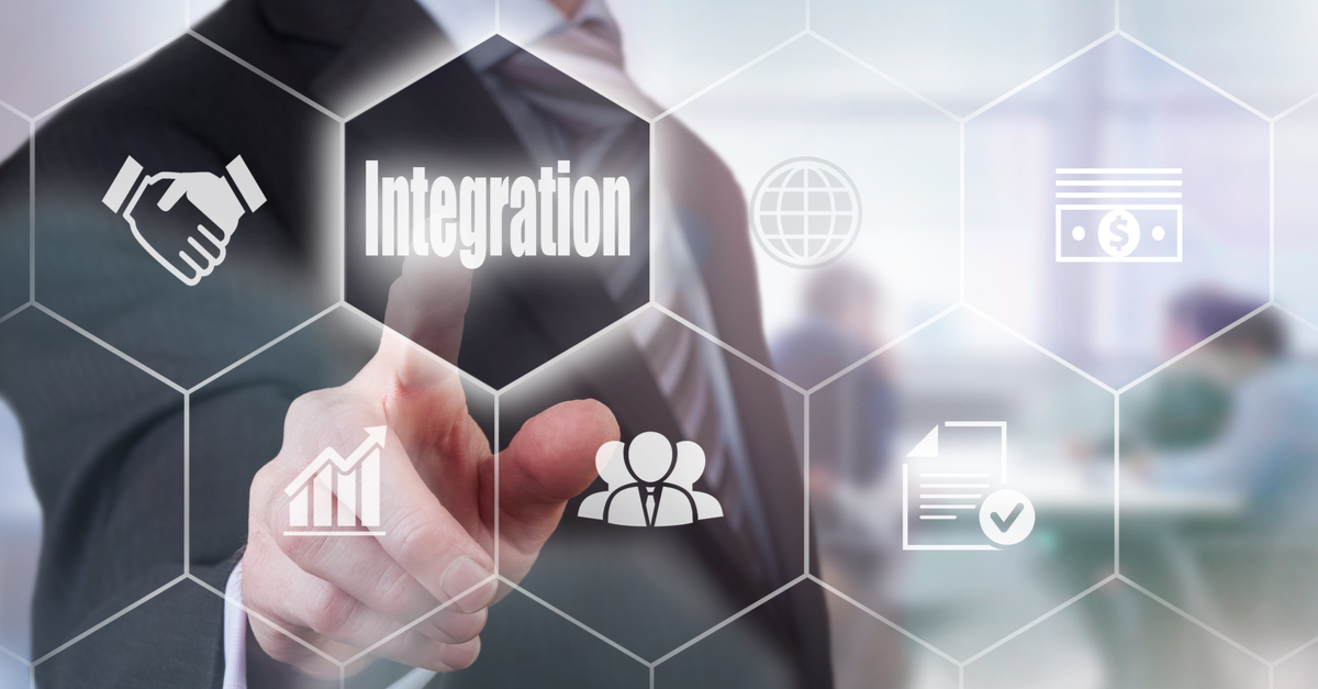 integrated payroll system